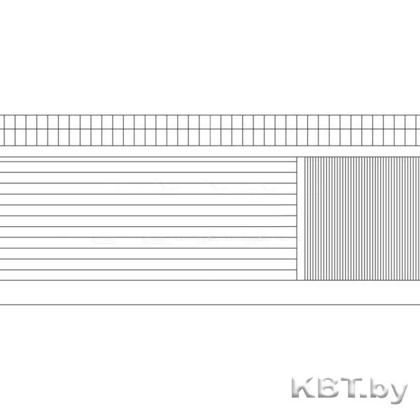 Проект дачного дома М-03